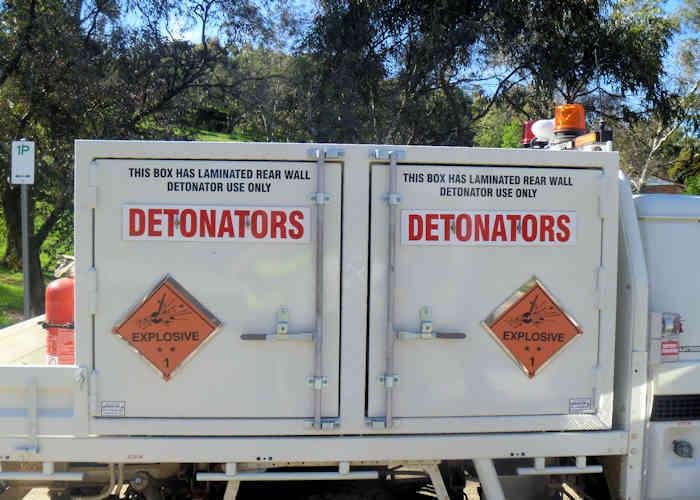 Maglok Explosives Day Boxes